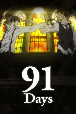 91 Days Poster