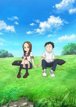 Karakai Jouzu no Takagi-san Segunda Temporada