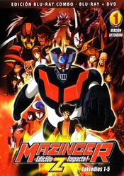 Mazinger Z portada