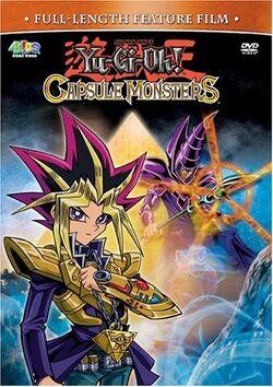 Yu-Gi-Oh! Monstruos Encapsulados