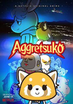 Aggretsuko Segunda Temporada