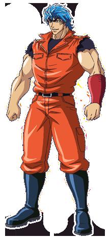 Toriko Personaje
