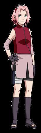 Naruto-Sakura Haruno