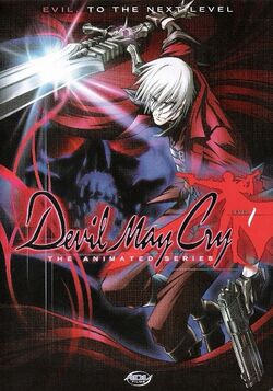 Devil May Cry portada