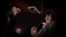 Capture de Death Note - Episode 17 ~ Exécution