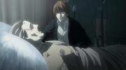 Capture de Death Note - Episode 29 ~ Père