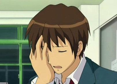 File:Kyon facepalm.jpg