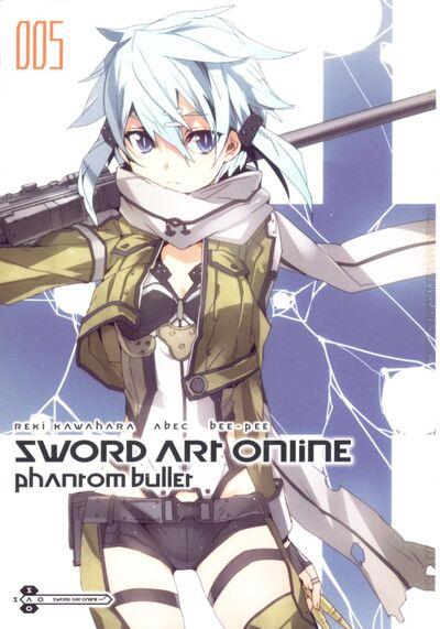 Sword Art Online Vol 05 -001