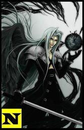 Sephiroth plannet corruption by yukikominazuki