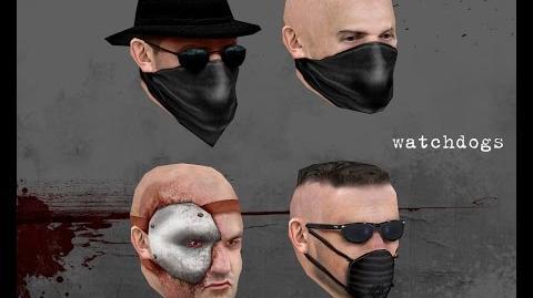 Manhunt 2 - All Watchdogs Dialogue