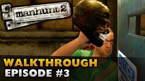 Manhunt 2 (Uncut) - Gameplay Walkthrough - Episode 3 Sexual Deviants