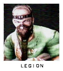 Characters legion