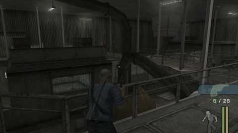 """Manhunt 1"", full walkthrough (Hardcore difficulty), Scene 10 - Graveyard Shift"