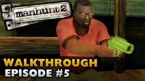 Manhunt 2 (Uncut) - Gameplay Walkthrough - Episode 5 Best Friends