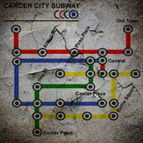 CJ CARCER SUB MAP