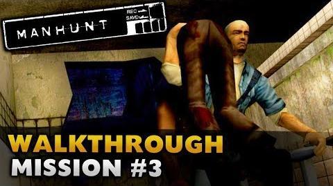 Manhunt - Gameplay Walkthrough - Scene 3 Road to Ruin