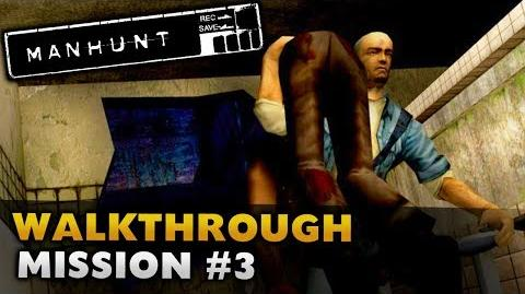 Manhunt - Gameplay Walkthrough - Scene 3 Road to Ruin
