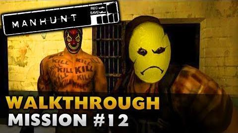 Manhunt - Gameplay Walkthrough - Scene 12 Doing Time