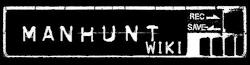 Manhuntwikiwordmark