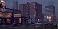Artwork Red Light District
