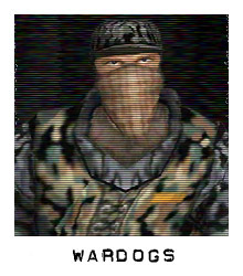 Characters wardogs