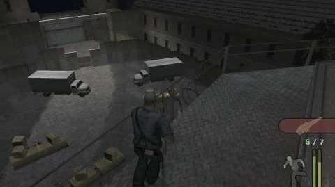 """Manhunt 1"", full walkthrough (Hardcore difficulty), Scene 13 - Kill the Rabbit, Part 2 2"