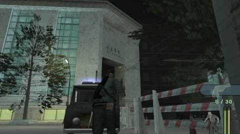 """Manhunt 1"", full walkthrough (Hardcore difficulty), Scene 15 - Press Coverage, Part 2 2"