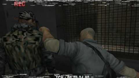 """""""Manhunt 1"""", full walkthrough (Hardcore difficulty), Scene 6 - Grounds for Assault, Part 1 2"""