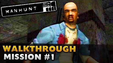 Manhunt - Gameplay Walkthrough - Scene 1 Born Again