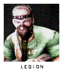 Characters 2 legion
