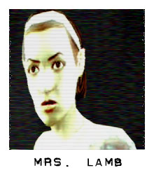 Mrs Lamb
