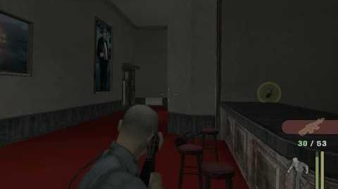 """Manhunt 1"", full walkthrough (Hardcore difficulty), Scene 19 - Key Personnel, Part 1 2"
