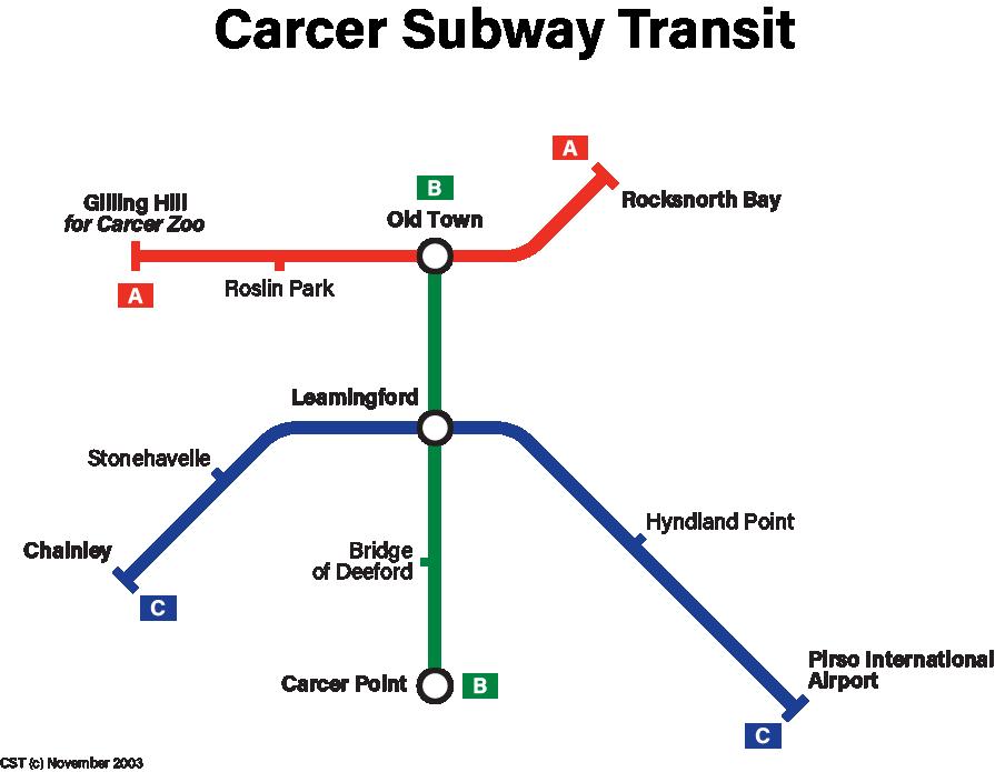 Carcer Subway Transit Wikihunt Fandom Powered By Wikia