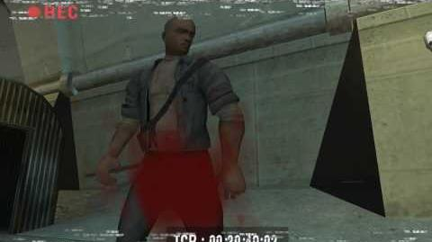 """Manhunt 1"", full walkthrough (Hardcore difficulty), Scene 15 - Press Coverage, Part 1 2"