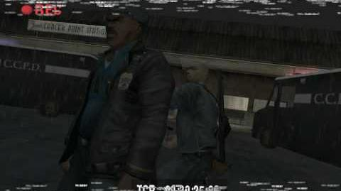 """Manhunt 1"", full walkthrough (Hardcore difficulty), Scene 17 - Trained to Kill"