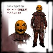 Manhunt - Halloween Scarecrow