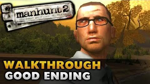 Manhunt 2 (Uncut) - Gameplay Walkthrough - Final Episode Personality Clash (Good Ending)