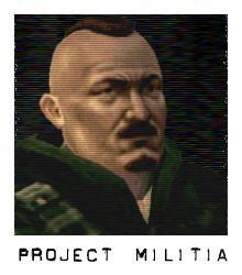 Characters militia