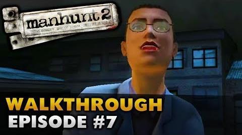 Manhunt 2 (Uncut) - Gameplay Walkthrough - Episode 7 Bee's Honey Pot