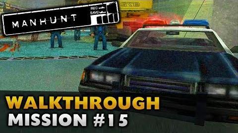 Manhunt - Gameplay Walkthrough - Scene 15 Press Coverage