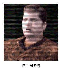 Characters pimps