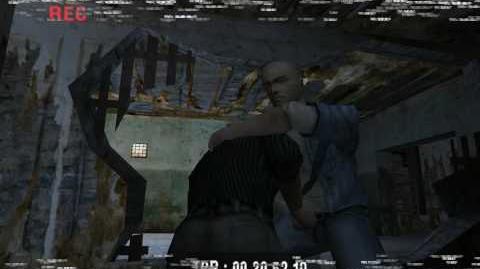 """Manhunt 1"", full walkthrough (Hardcore difficulty), Scene 2 - Doorway into Hell"