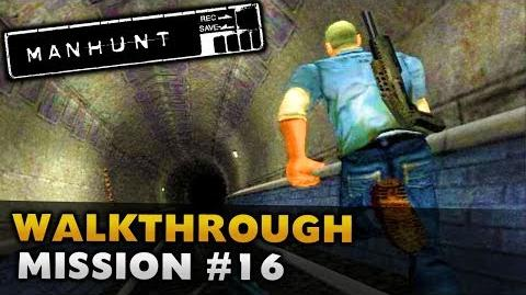 Manhunt - Gameplay Walkthrough - Scene 16 Wrong Side of the Tracks