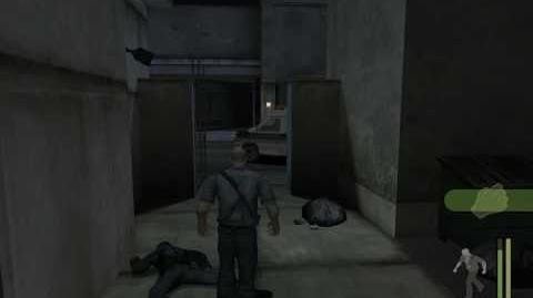 """Manhunt 1"", full walkthrough (Hardcore difficulty), Scene 1 - Born Again, Part 2 2"
