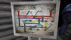 Carcer City Subway