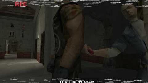 """""""Manhunt 1"""", full walkthrough (Hardcore difficulty), Scene 12 - Doing Time"""