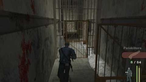 """Manhunt 1"", full walkthrough (Hardcore difficulty), Scene 13 - Kill the Rabbit, Part 1 2"