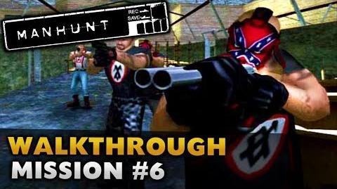 Manhunt - Gameplay Walkthrough - Scene 6 Grounds for Assault