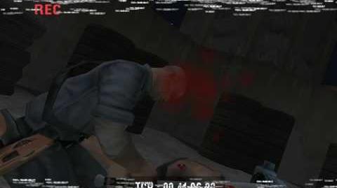 """""""Manhunt 1"""", full walkthrough (Hardcore difficulty), Scene 4 - White Trash, Part 2 2"""