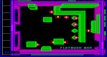 Flatbush map